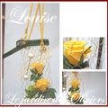 bouquet de mariée roses stabilisées LOUISE