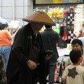 Dimanche 30/07 - Japon - Tokyo - Asakuza - Monk