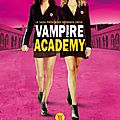 Nouvelles images vampire academy
