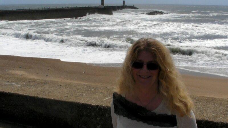 Marie Claude Brochard 2014 à Porto