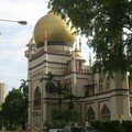 Singapour, mosquee