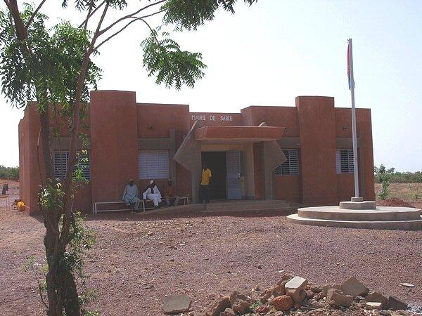 mairie sabcé