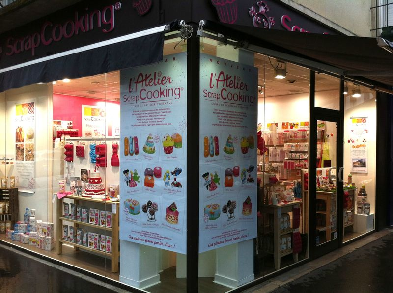 MAGASIN SCRAPCOOKING