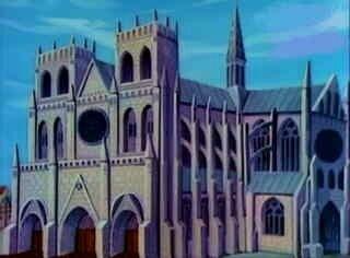 Temples-Cathédrale Chrétienne