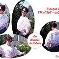 Tunique I Fait main 367 aout 2012 #1 copie