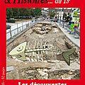 Découverte archéologique majeure dans le 13e arrondissement