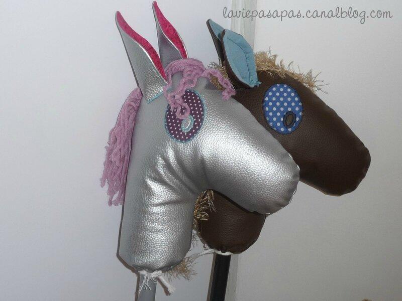 cheval baton B2
