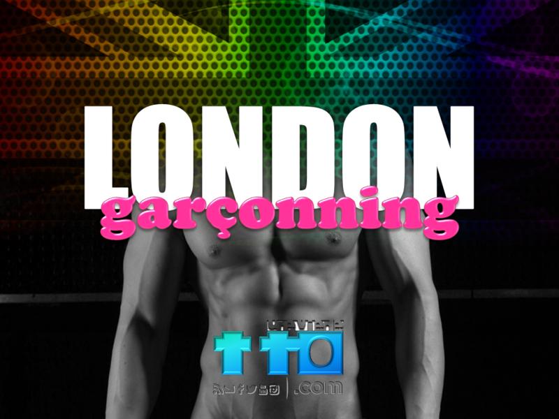 LONDON garçonning