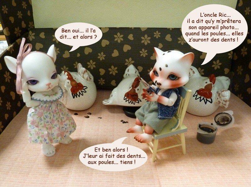 049 - quand les poules
