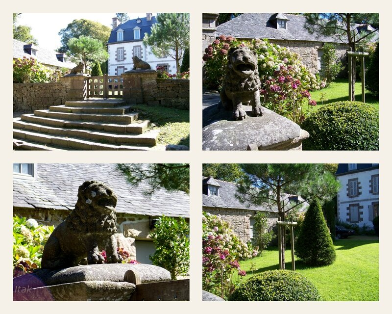 chateau Barac'h Louannec