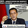 Sarkozy, le mentaliste... capable de deviner si vous êtes coupable ou innocent !