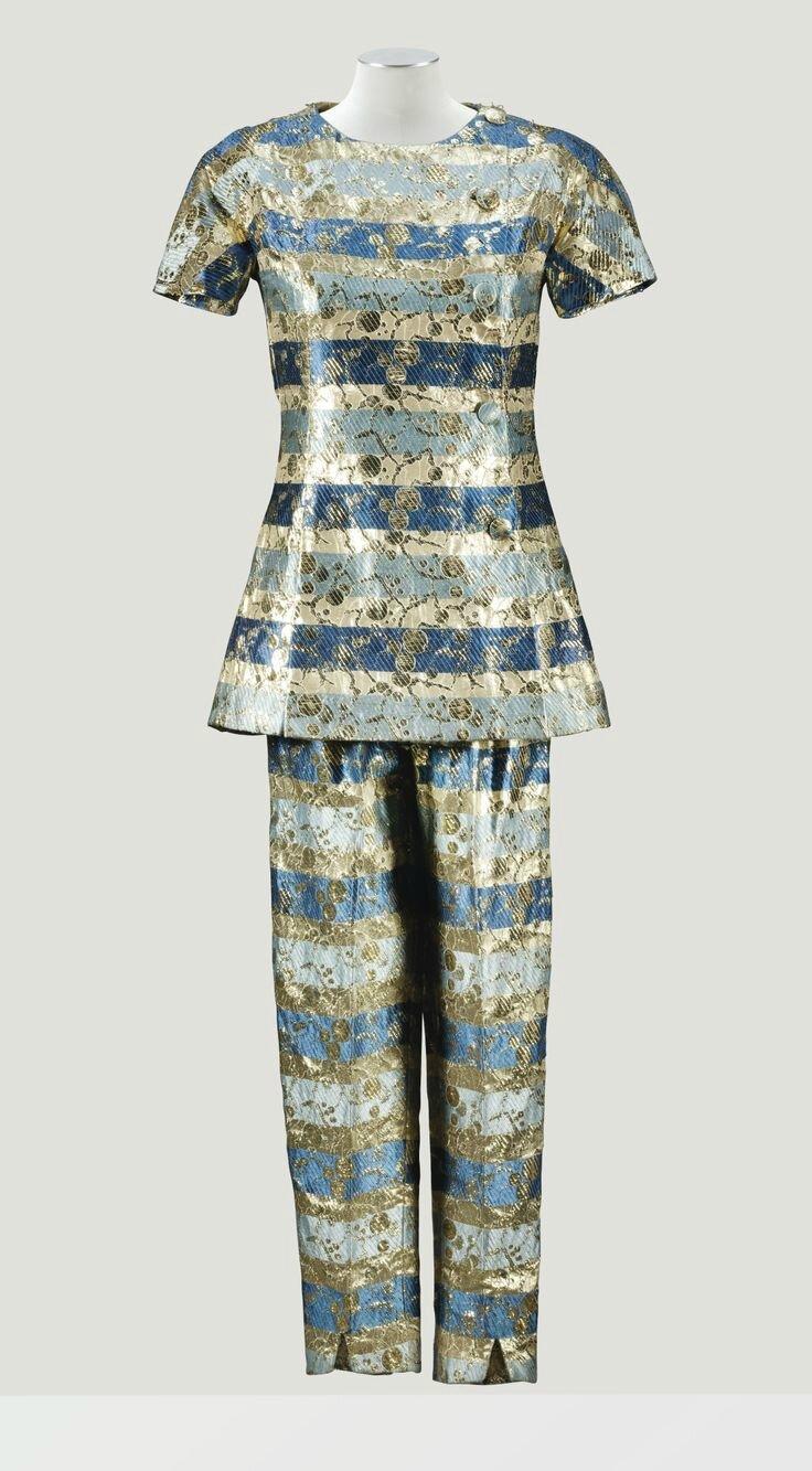 Balenciaga Haute Couture,automne-hiver 1965-1966