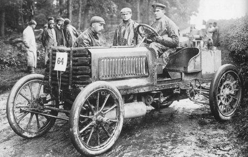 1900s charles jarrott (panhard)
