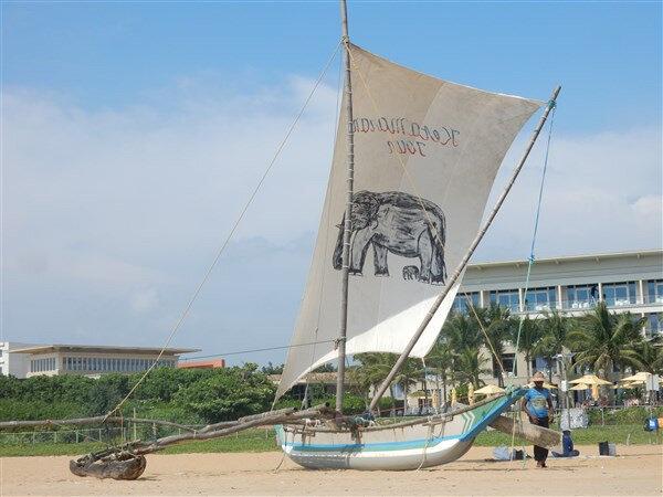 A-Negombo,Aurevoir Sri Lanka