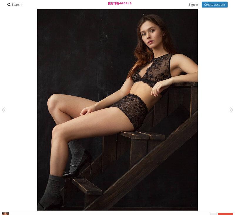 Beautiful Models - The Artist CV : https://www.beautifulmodels.xyz/