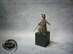 Bernadil Ghiéron, le noble de Cadwallon 2