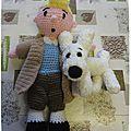Cadeaux de noël 2015 - crochet/tricot