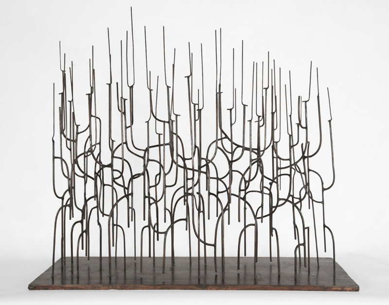exposition-united-states-of-abstraction-musee-fabre-harold-cousins-la-foret-vers-1960-1600x0