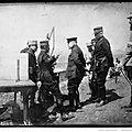1916-08-14 Poincaré sur le front
