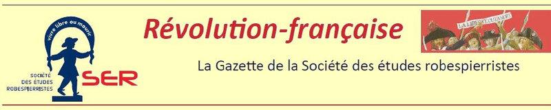Gazette de la SER n°8.