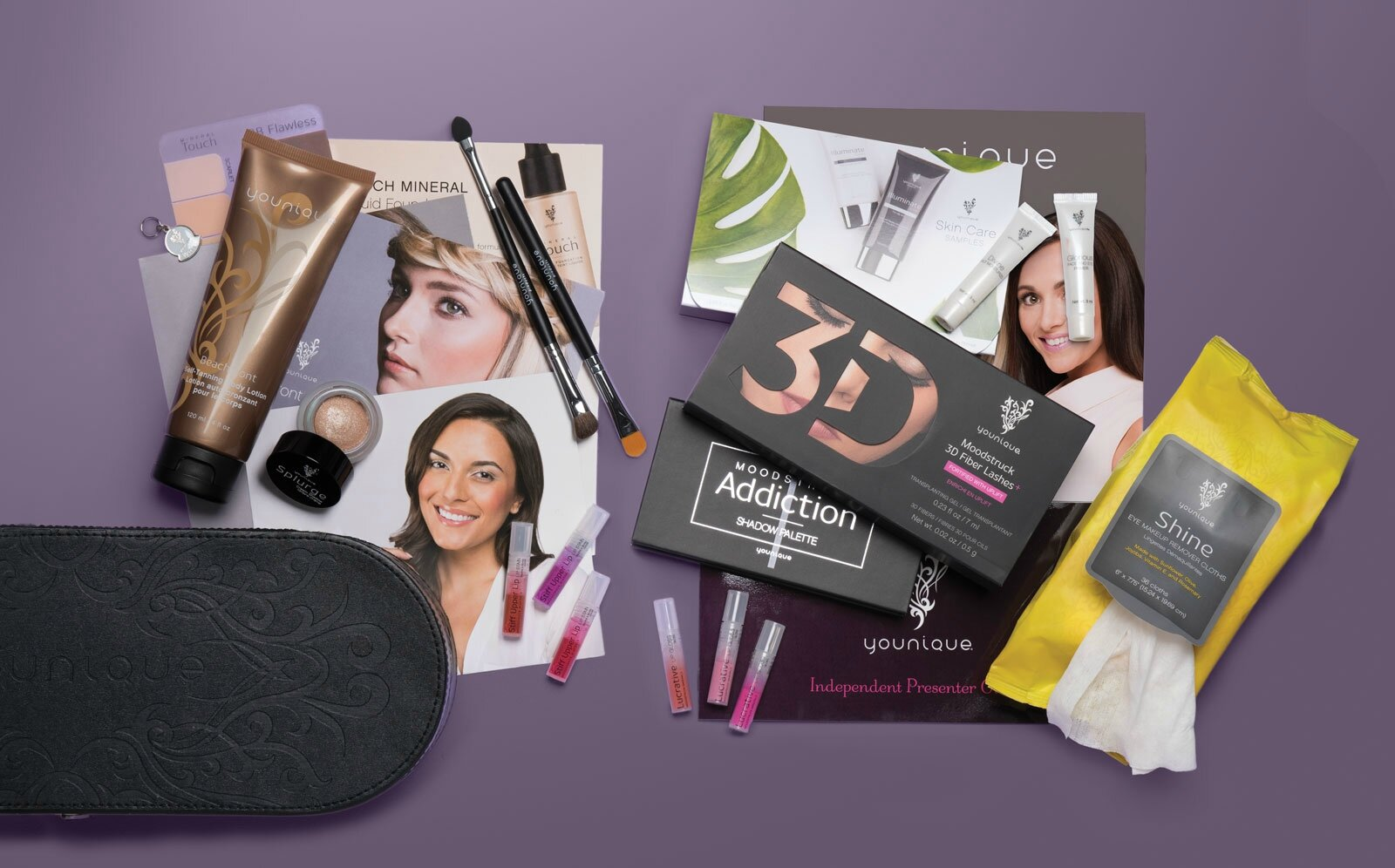 Devenir ambassadrice Younique