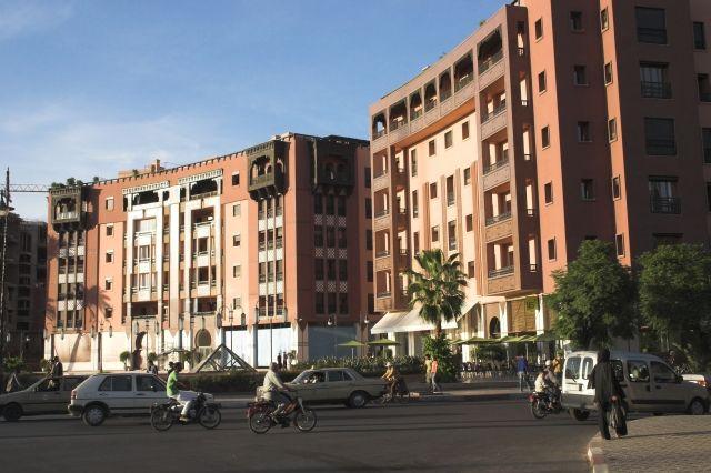 Marrakech ville