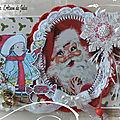 Pour Régine, l'Atsem de Jules * Noël 2019