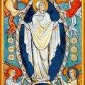 19- L'Assomption de Marie au Ciel, corps et âme