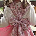 Ella's dress tissus coupons de saint pierre 5