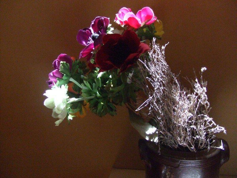 bouquet lumière