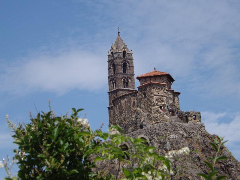 Rocher & chapelle St Michel d'Aiguilhe (2)