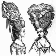 Et voici la suite n°3 HISTOIRE DE LA COIFFURE FEMININE