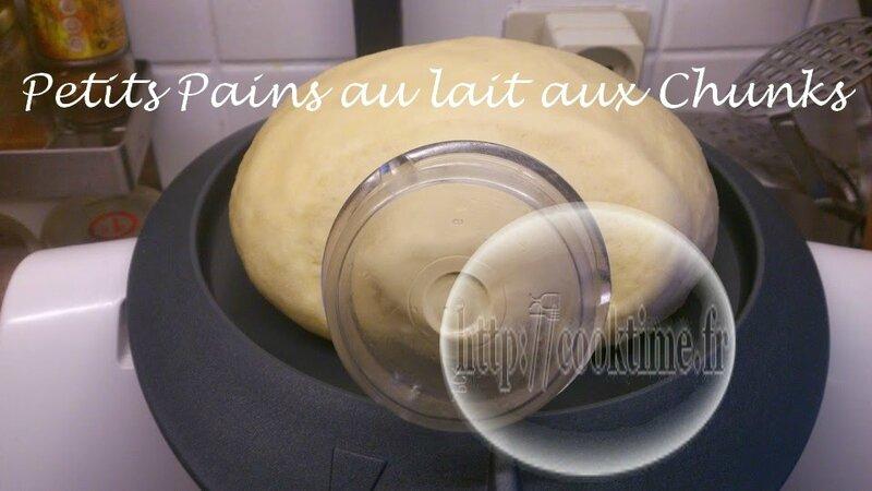 Petits Pains au lait aux Chunks2