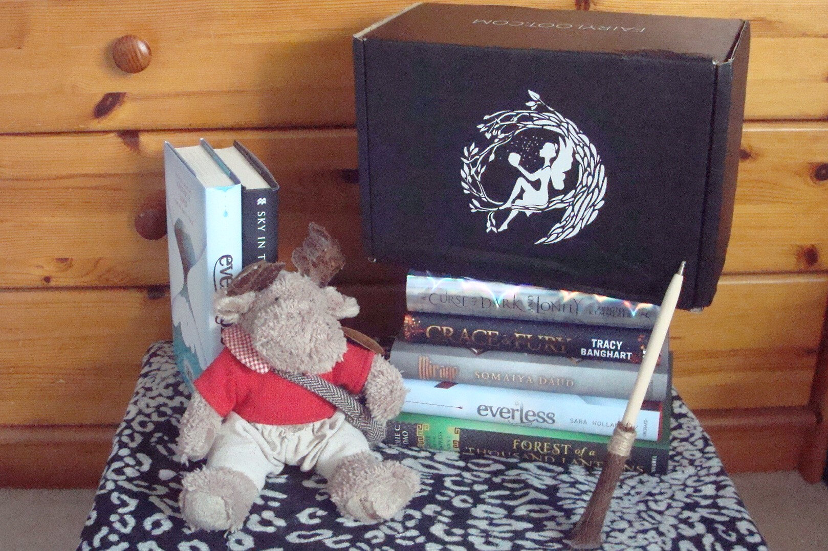 {Unboxing} FairyLoot - Witches be Crazy