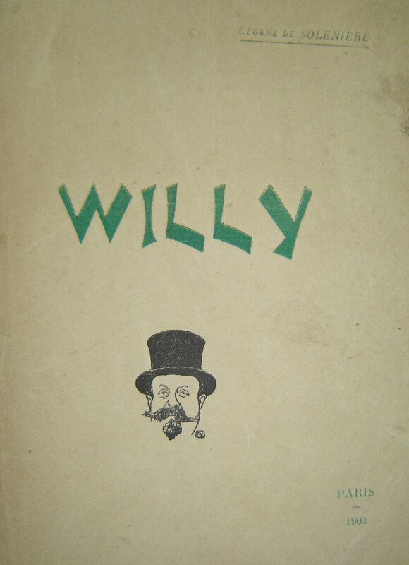willy couv originale
