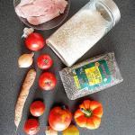 cathytutu rougail saucisse dinde lentilles cyril lignac tous en cuisine