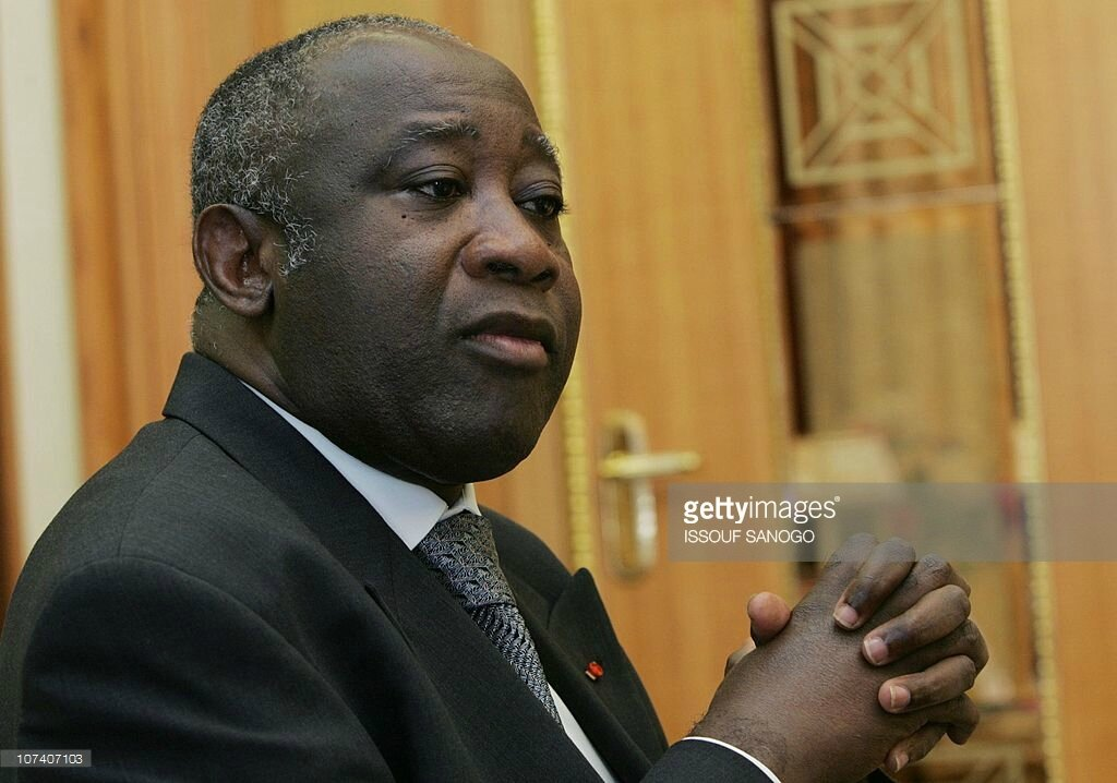INTERVIEW DU PRÉSIDENT LAURENT GBAGBO A L'AGENCE REUTERS