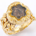 Napoleon mourning ring comes 'home' to the soane museum