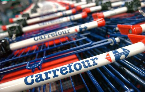 Carrefour caddies