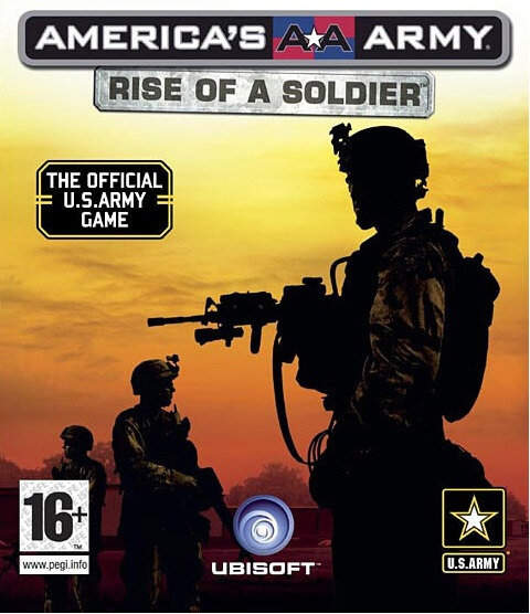 America's army rise of a soldier