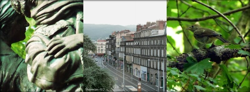Bourges-Clermont-Ferrand-Nohant