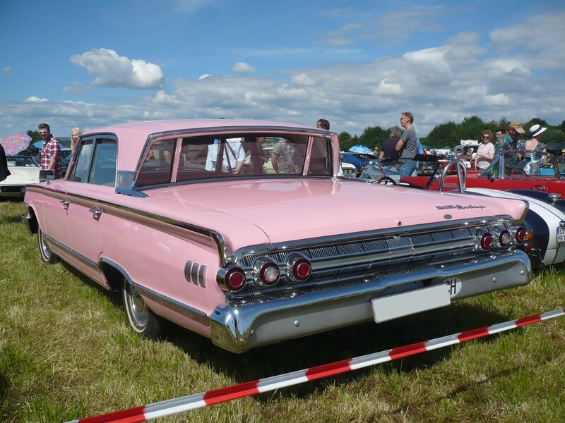 MERCURY Monterey Custom 4door Sedan 1963 Eutingen im Gau (2)