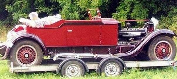 1950 - PACKARD - 740 Torpédo
