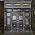 Autel domestique. vietnam, deuxième moitié du 19ème siècle