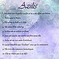 10 choses à savoir sur azilis