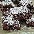 Bouchons au chocolat sans gluten ni lactose !