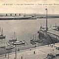Bien avant port 2000, le dernier avant-port historique du havre, contre vents et marées... mais pas seulement !