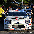 2011 : Rallye des Bornes - Ambiance