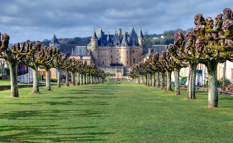 chateau jumi