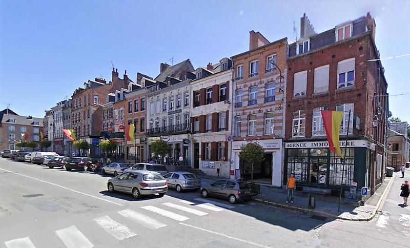 AVESNES SUR HELPE - La Grand-Place